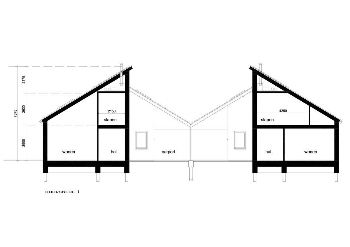 20-17-DO2-bungalows-doorsnede
